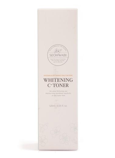 Seohwabi Whitening C+ Toner - Aydınlatıcı C Vitaminli Tonik Renksiz